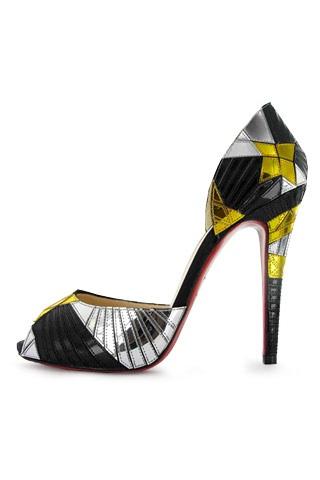 Christian Louboutin Galaxy Shoe
