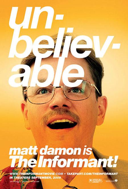 Matt Damon Informant