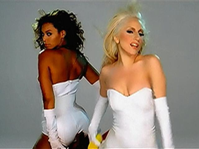 Beyonce & Lady GaGa Video Phone