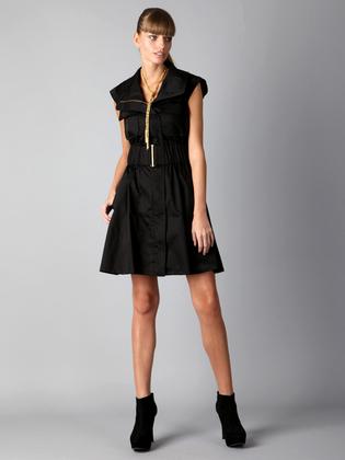 ruched cynthia steffe dress