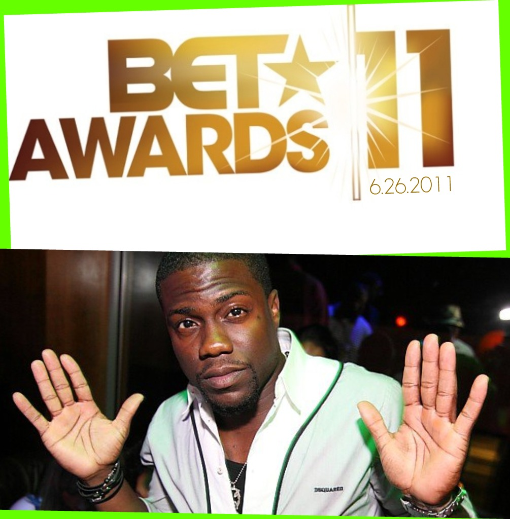 I watched the BET awards, Half ?