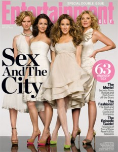 sex and the city. entertainment weekly