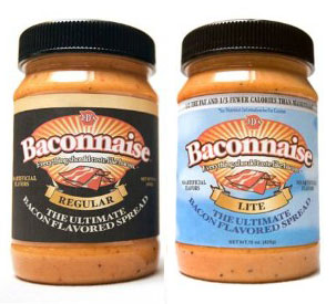 Baconnaise: The Fattest thing EVER!!