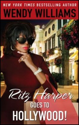 Book Review: Ritz Harper Goes to Hollywood…