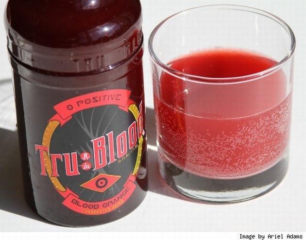 Tru Blood Soda, would you drink it?