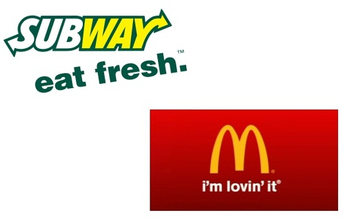 Thank you Subway!!!