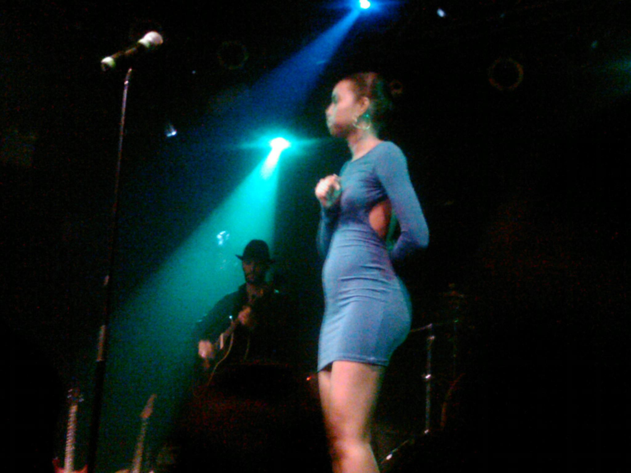 Alice Smith concert @ HighLine Ballroom